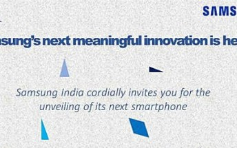 Samsung sends out invites for August 23 event in India; Tizen-powered Z2 expected