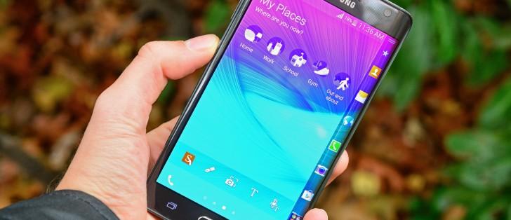 Verizon's Samsung Galaxy Note Edge gets BlueBorne fix as