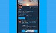 Twitter for iOS gets Night Mode too