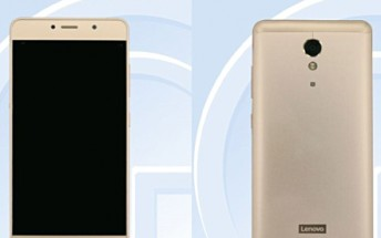 New Lenovo phone clears TENAA, likely Vibe P2