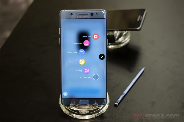 Android 7 0 update will hit Samsung Galaxy Note7 in two to three