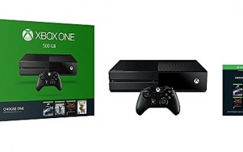 Deal: 500GB Xbox One with one game for just $220