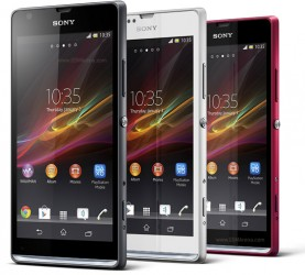 Sony Xperia SP in all its glory