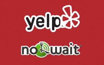 Yelp and Nowait are partnering up so you can check restaurant's wait times before arriving