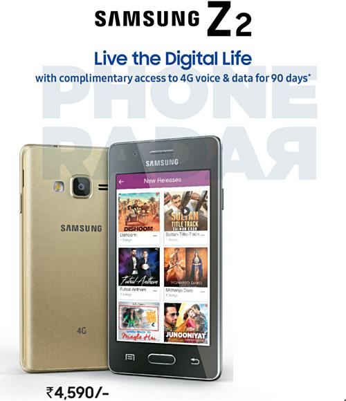 Samsung Z2 to carry a price tag of around $70 - GSMArena com