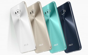 Asus Zenfone 3 ZE552KL and ZE520KL now available in Thailand