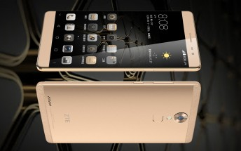 ZTE Axon Max 2 with 6