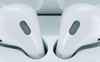 Apple announces $159 truly wireless AirPods earbuds