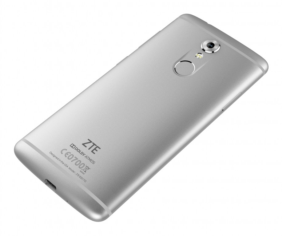 ZTE Axon 7 mini official with spectacular audio, okay