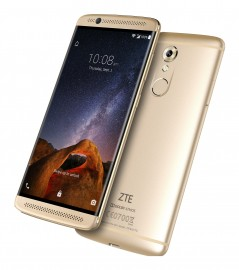ZTE Axon 7 mini in Gold