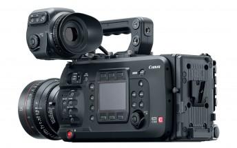 Canon announces EOS C700 Cinema camera