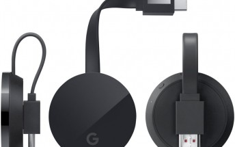4K Chromecast Ultra leaks in press renders ahead of next week's announcement