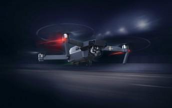 Newly unveiled DJI Mavic Pro drone folds to take on the GoPro Karma