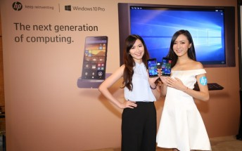 HP Elite x3 announced for Hong Kong, to hit the shelves in November