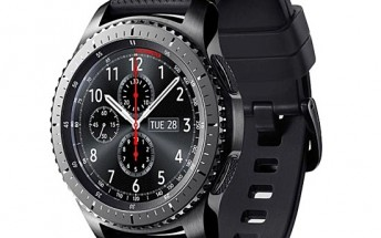 Samsung Gear S3 to carry €399 price tag in Europe