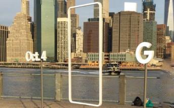 Google begins advertising Pixel phones in New York City