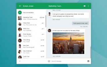 Google updates Hangouts extension for Chrome