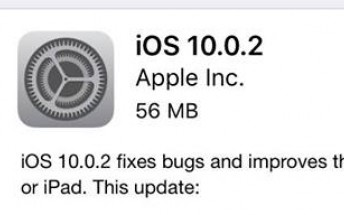 iOS 10.0.2 is released, fixes iPhone 7 EarPod issue