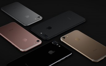 iPhone 7 has a 1,960 mAh battery, iPhone 7 Plus reaches 2,900 mAh