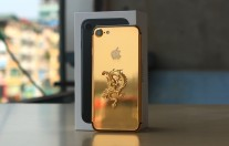 24K gold-plated iPhone 7 and & Plus by Karalux