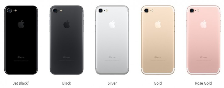 Apple Iphone 7 Is Official With Stereo Speakers And Water Resistance