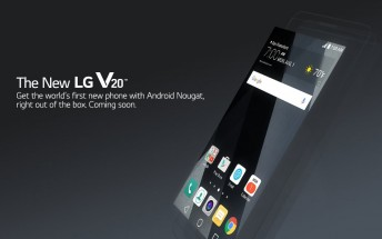 LG V20 to come in three colors, a trademark filing shows