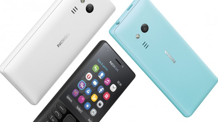 Microsoft's Nokia 216 is a brand new feature phone for your