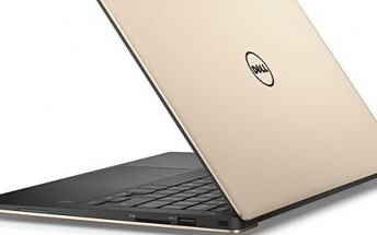 New Dell XPS 13 laptop comes with 7th-gen Intel processors, rose gold finish