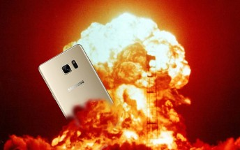 Samsung sued over exploding Galaxy Note7; FAA officially bans phone's use during flight
