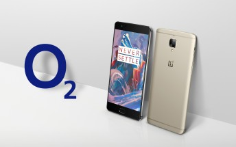 O2 UK starts selling OnePlus 3