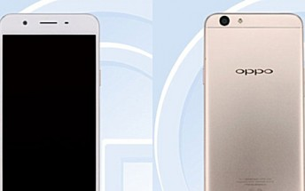 Oppo A59s with 4GB RAM and 16MP selfie camera clears TENAA