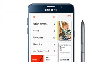 Samsung launches beta program for its S Note app on Android