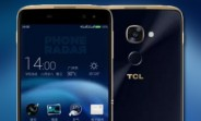 "TCL 950 goes official, brings 5.5"" AMOLED, S820 and stereo speakers"