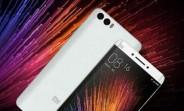 Alleged Xiaomi Mi Note 2 screenshot shows 8GB RAM, 256GB storage