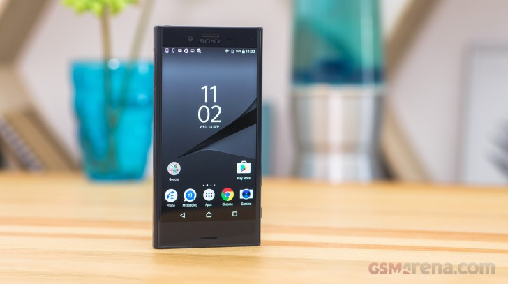 Sony Xperia X in the First Test