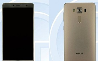 Two new Asus Zenfone 3 variants clear TENAA