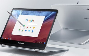 Samsung Chromebook Pro appears online ahead of official launch