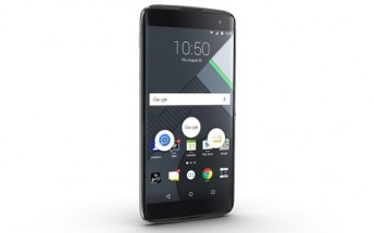 Unannounced BlackBerry DTEK60 already available to pre-order in Canada