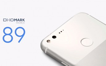 DxOMark gives Google Pixel camera a score of 89