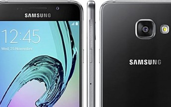 Samsung Galaxy A3 (2016) starts getting Nougat