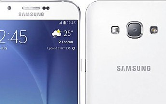 First-gen Samsung Galaxy A8 Duos starts receiving Marshmallow