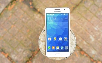 Samsung Galaxy Grand Prime+ with quad-core CPU and 8MP camera spotted on AnTuTu
