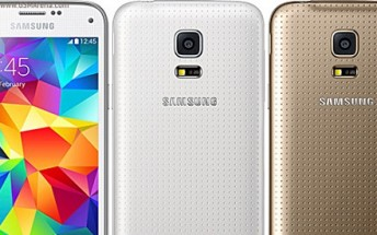 Marshmallow update starts rolling out to Samsung Galaxy S5 mini