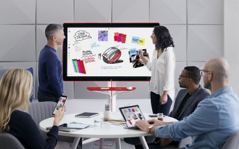 Google's Jamboard is an Android-powered 55-inch 4K whiteboard