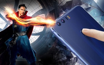 An Honor 8 purchase in the UK can score you Doctor Strange tickets