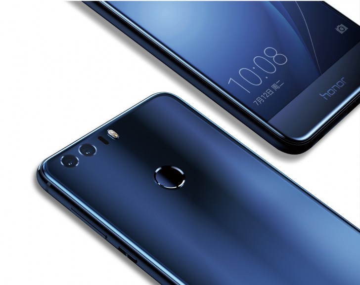 quality design a6cee 41ca0 Honor 8, Honor 8 Smart, and Honor Holly 3 launched in India ...