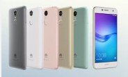 "Huawei Enjoy 6 official: 5"" AMOLED, 13MP camera, metal body"