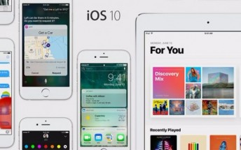 iOS 10 is running on 66% of devices less than a month after release