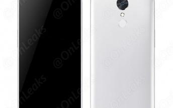 Upcoming mid-range LG LV5 stars in leaked renders