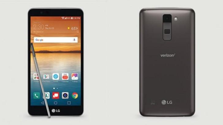 Verizon unveils the LG Stylo 2 V, available tomorrow ...